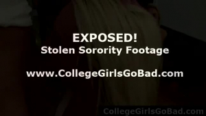 College teens sucking cock in sorority